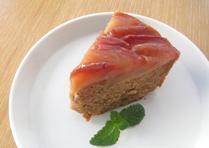りんごのケーキ~シナモン風味~