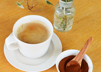 チコリコーヒーのソイラテ