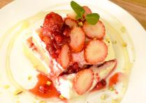苺のソイクリームショートケーキ_1801