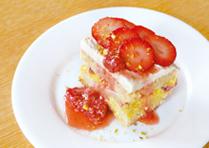 いちごのソイクリームショートケーキ_1812